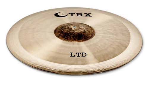 TRX Adds 21″ Crash-Ride To LTD Series
