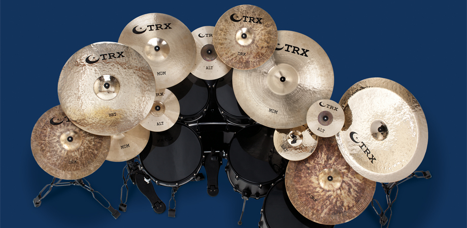 TRX Cymbals Now Available At SIR In Los Angeles