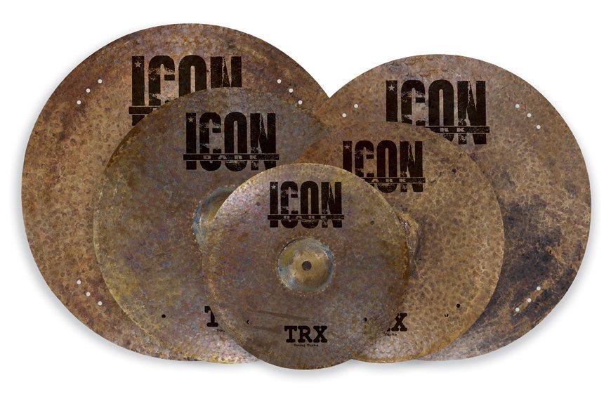 TRX Dark Icons Are Extra-Thin, Extra-Dark, Extraordinary